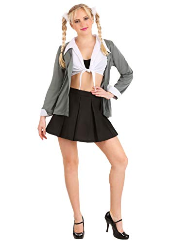 Kostüm Britney Spear - One More Time Pop Singer Fancy Dress Costume Women's Small