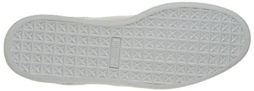 Cesta Puma Clássico Forma Tênis Branco Estruturada UqUHxwz