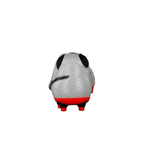 Puma One 17.4 Fg, Scarpe da Calcio Uomo Bianco (White-black-fiery Coral)