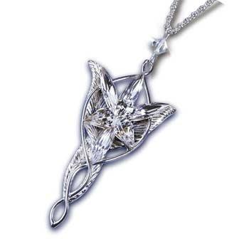 Le Seigneur des Anneaux-Réplique de l'étoile du soir d'Arwen