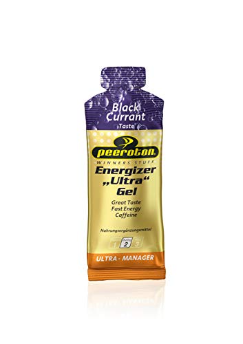 Peeroton Energizer Ultra Gel Black Currant 1er Pack (1 x 40 g)