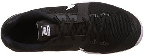 Nike Train Prime Iron Df, Chaussures de Gymnastique Homme Noir - Negro (Black / White-Anthracite-Cl Grey)