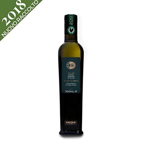 DIEVOLE OLIO EXTRAVERGINE DI OLIVA DEL CHIANTI CLASSICO DOP - 0,50L