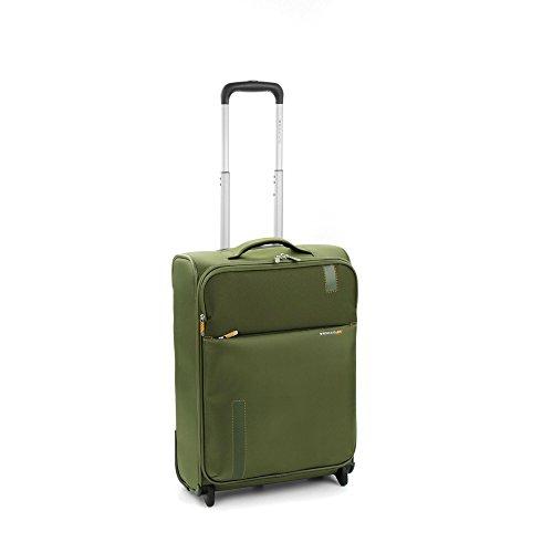Roncato Speed Valigia, 55 cm, 74 liters, Verde