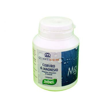 Integratore Alimentare Per Il Metabolismo Energetico Cloruro Di Magnesio 200 Compresse
