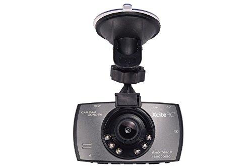 "XciteRC 80000510 Dashcam FHD 2.7""-TFT HDMI"