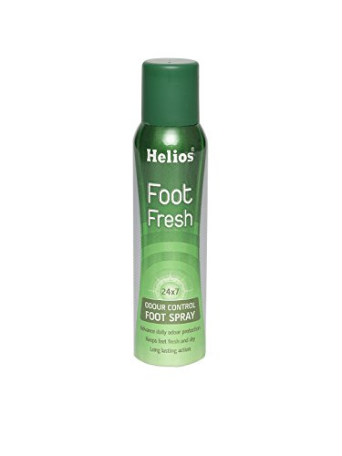 Helios Foot Fresh Odour Control Foot Spray