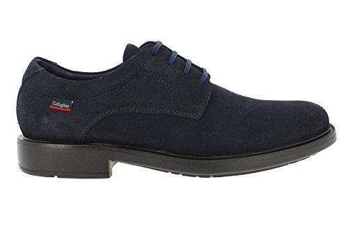 Callaghan , Chaussures de ville à lacets pour homme Bleu - Azul