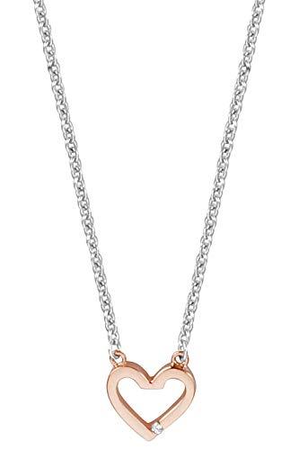 Esprit Damen-Halskette Melody ESNL00691242
