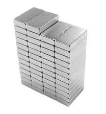 Perfect Magnets Nickel Coated Block Magnet Size- 10mm x 6mm...