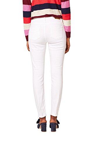 edc by Esprit, Jeans Skinny Donna Bianco (White 100)