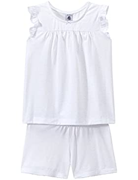 Petit Bateau Monaco, Conjuntos de Pijama para Niñas