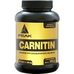 #Peak Carnitin 100 Kapseln#