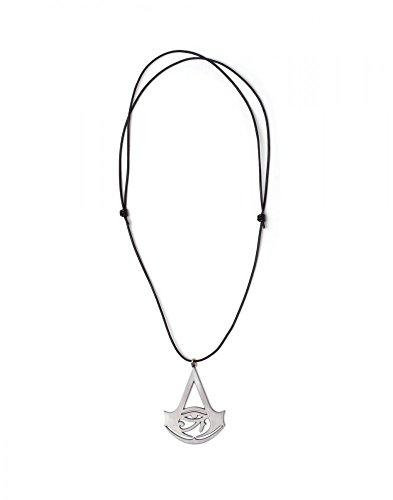 Preisvergleich Produktbild Assassin's Creed Origins - Metall Logo - Halskette | Original Merchandise