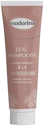 Shampoo Balsam für Hunde Inodorina \'2in1\' Filter UV 250ml