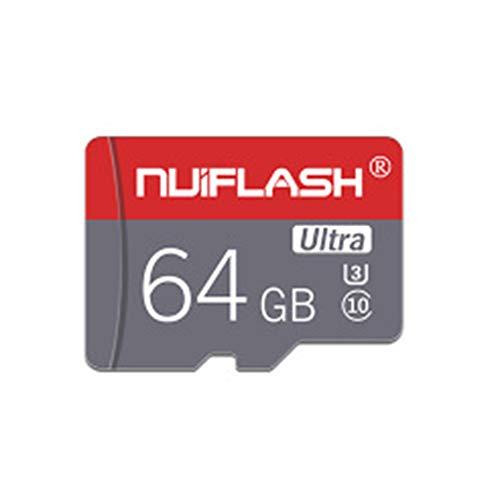 LAY SD-Karte Class10 32 GB Class 64 GB / 128 GB / 256 GB U3-Speicherkarte Flash Memory Microsd für Smartphones,A,256GB