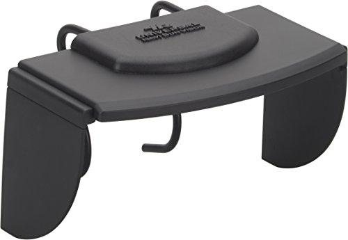hr-imotion x´tra Sonnen- und Blendschutz für große Navigationsgeräte (TomTom, Garmin, Navigon, Becker etc.) mit einer Displaybreite von 118mm bis 157mm - 20010101 (Bmw Zubehör Sonnenblende)