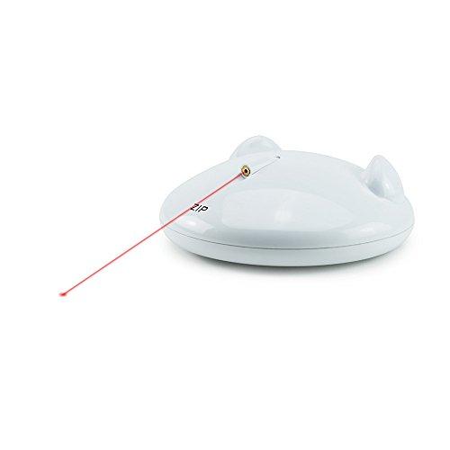 PetSafe FroliCat Katzenspielzeug ZIP, automatisches interaktives Laserlicht Spielzeug
