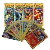 #3: Pokeemon Flashfire cards (5 packs)New Pokemon Cards Flashfire for kids are here (non licensed)