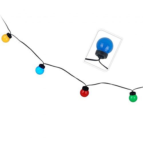 GUIRLANDE LED MULTICOLORE 10 LED