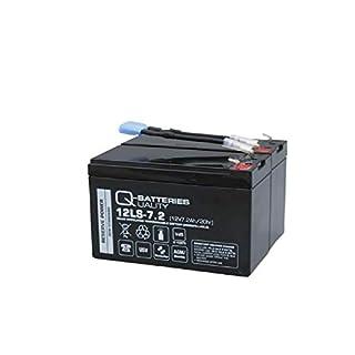 WSB Battery Akkuman.de Ersatzakku USV RBC142 RBC 142 SMC1000, SMC1000I APC RBC