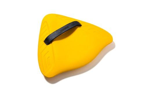 Finis Alignment Kickboard Tabla de natación, Unisex, Amarillo