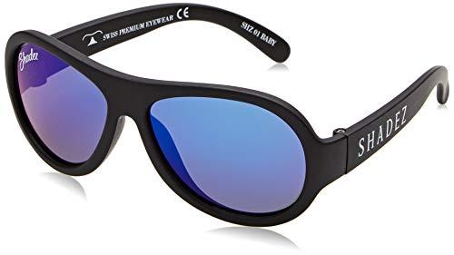 Shadez SHZ 01 Sonnenbrille, Baby, 0-3 Jahre, schwarz