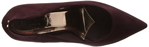 Ted Baker Saviy, Scarpe con Tacco Donna Rosso (Rosso (Burgundy))
