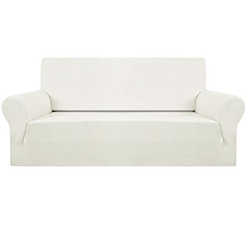 FlowersSea Fundas de sofá de Esquina de 1/2/3 plazas, de fácil Ajuste,...