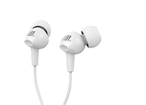 Jbl-C150Si-in-ear-Headphones-White