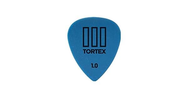 Médiator Dunlop Tortex T3 1.00 mm 462R100