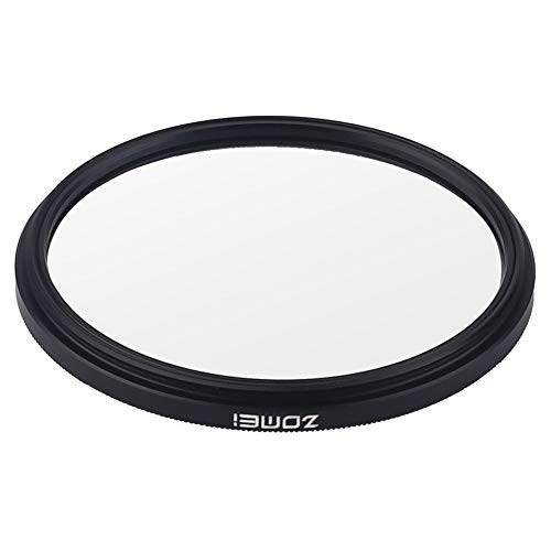 iUcar Zomei 40.5/49/52/55/58/62/67/72/77/82mm Standard Frame Camera UV Filter