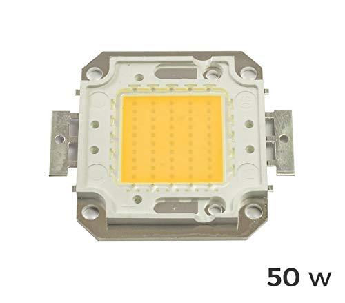 Ersatz Platine (MWS LED Ersatz Platine 3000k CácDO in 10-20-30-50 oder 100 Watt - 50 Watt)