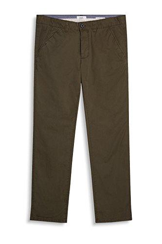 edc by Esprit 047cc2b006, Pantalon Homme Vert (Olive)