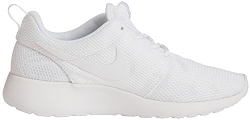 Nike Roshe One, Chaussures Multisport Outdoor Femme Blanc (White/White)