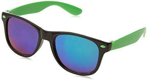 EYELEVEL Boy's Celebration Sunglasses, Green, One Size