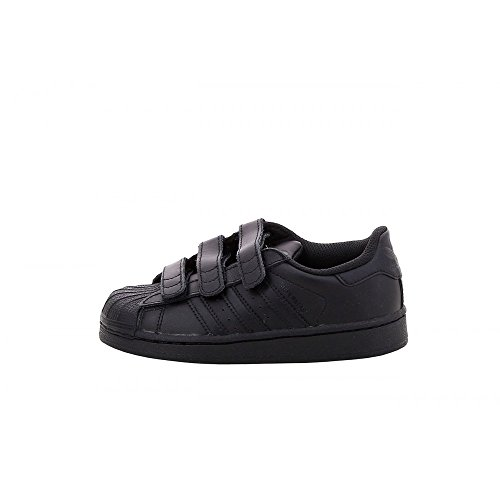 adidas Superstar Foundation, Baskets Mixte Enfant
