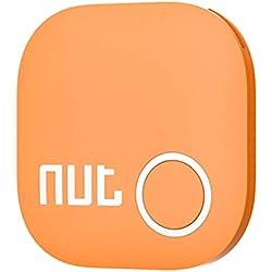 pour NUT2 Tag Tile Puce Bluetooth Tracker Key Finder Locator pour clé Anti Perdu Trouvé Alarme pour la sécurité
