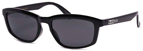 Black Flys - Bradley Fly Sublime Collab - Sonnenbrille - Schwarz glänzend