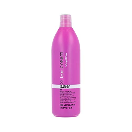 Inebrya No-Yellow Shampoo 1000 ml