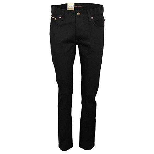 nudie-jeans-homme-noir-noir-34w-x-30l