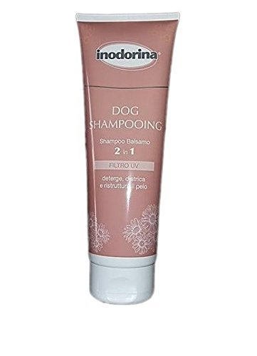 Shampoo Balsam für Hunde Inodorina \'2in1\' Filter UV 250 ml