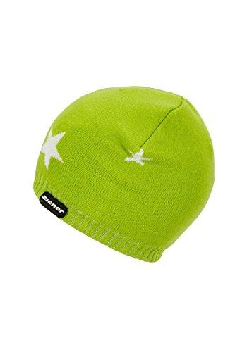 Ziener Kinder Mütze Issy Kids Hat Lime Green, XS
