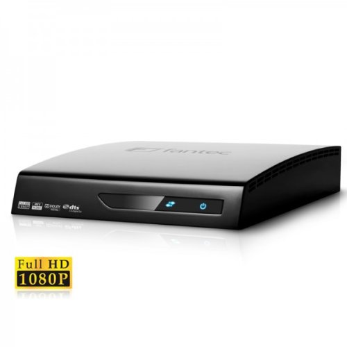 2000 GB Fantec P2300 HD Media Player 2TB 8,8 cm / 3,5 Zoll, USB 2.0 2000GB HDMI