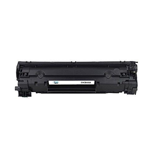 Cool Toner compatibile CB435A per HP LaserJet P1005 P1006 P1007 P1008 P1009, 1500 pagine,Nero