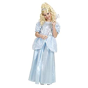 WIDMANN Sancto Princess - Light Blue 158cm (Dress)