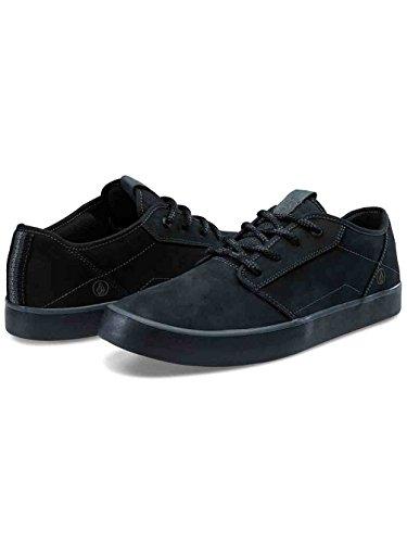 Volcom - Grimm 2 Shoe, Scarpe da skateboard Uomo NEW BLACK