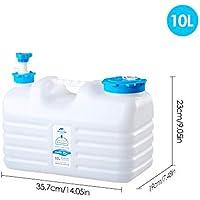 Cubo de PE/Tanque de Acampar al Aire Libre del depósito del envase del Agua Potable con la espita - categoría alimenticia 10L / 12L / 18L