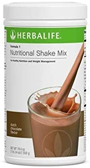Herbalife Formula 1 Nutritional shake mix 500gms (Chocolate)