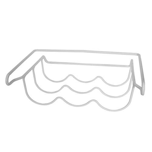 kga-supplies LG Kühlschrank Gefrierschrank unter Regal Flasche & Wine Rack Halter - Für Metall Rack Gefrierschrank